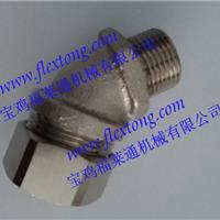 供应金属软管接头-铜软管接头福莱通厂家