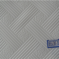 PVC贴面石膏板 厂家直销