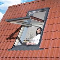 绍兴斜屋顶天窗