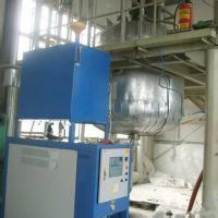 反应釜导热油加热器 夹套油电加热器