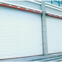 供应朝阳区安装电动卷帘门安装车库门