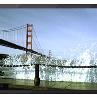 供应8寸安防显示器监控显示器