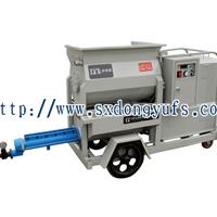 供应带搅拌螺杆式电动水泥灌浆泵