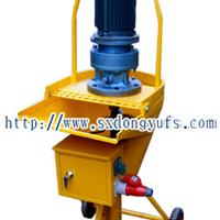 供应小型螺杆式电动水泥注浆机