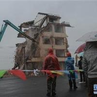 高楼大厦拆除回收