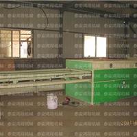 真空覆膜机泰安鸿程机械橱柜板真空覆膜机