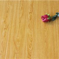 供应强化复合地板批发加工复合地板亮面模压