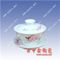 供应景德镇陶瓷茶杯批发 手工茶杯定制
