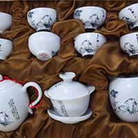 茶具图片 景德镇陶瓷茶具