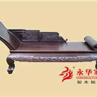 广州红木家具永华红木家具卧室高级红木大床