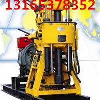 供应贵州HZ-180YG高速岩芯钻机 液压钻机