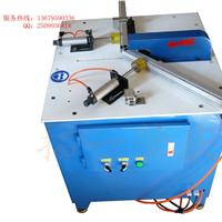 杭州相框灯箱45度气动切角机
