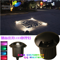 供应LED侧发光地埋灯-步行道照明步道灯