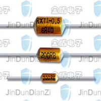 精密线绕电阻器RX71