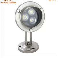 LED 水底灯、3W RGB射灯、景观灯、厂家直销