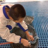 供应四川玻璃钢格栅板洗车房格栅板