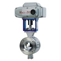 供应VQ977F/H电动V型球阀
