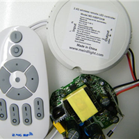 供应2.4G无线遥控LED控制套件