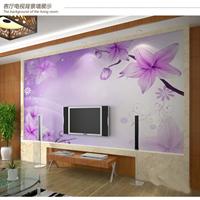 供应皮纹墙纸个性壁画定制
