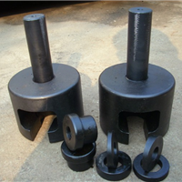 高强螺栓抗拉强度试验,螺栓楔负载试验夹具