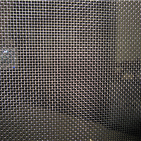 供应大量304材质55丝14目金刚网防盗网
