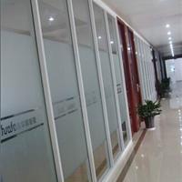 供应成品80款铝合金单层玻璃隔断墙