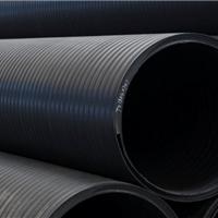 供应HDPE中空壁缠绕管厂家报价