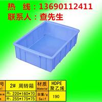 供应广东塑料周转箱生产批发厂家
