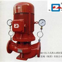 供应上海征耐牌 XBD-CZL固定式离心消防泵组