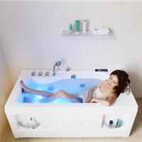 供应尚雷仕单人冲浪按摩可变普通浴缸