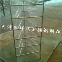 不锈钢多层脸盆架、置物架