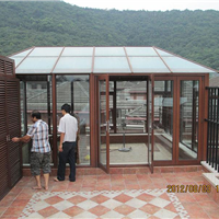 东莞别墅门窗厂供应别墅折叠门和高档折叠门