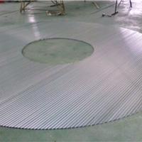 潍坊生产订制异型铝合金地垫