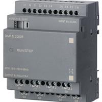 供应虎门西门子LOGO DM16 230R控制器