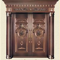 供应别墅铜门
