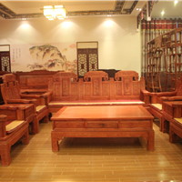 供应福禄寿沙发  红木家具厂 红木沙发