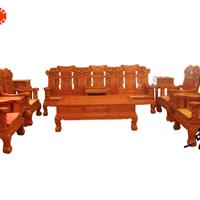 供应麒麟送子沙发 鲁创红木 东阳红木厂家