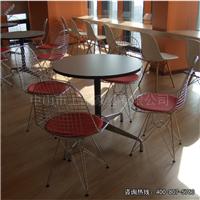 上品家具供应高档西餐厅家具,西餐厅桌椅