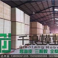 上海嘉大建材市场建筑模板价格