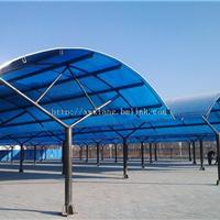 济南PC耐力板、阳光板建筑耗材供应