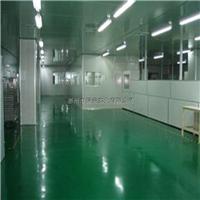 东莞厂房防尘绿色环氧地坪漆