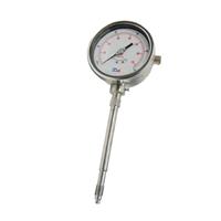 供应PT124YZ指针式高温熔体压力表