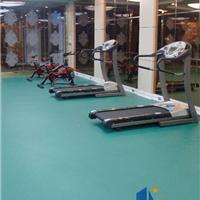 供应畅悠塑胶地板――健身房地板