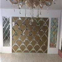 专业玻璃拼镜背景厂家-志涛玻璃