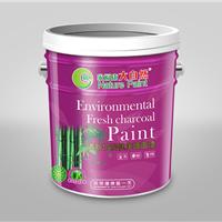 供应十大健康环保品牌竹炭纳米内墙乳胶漆