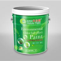 供应建材涂料加盟大自然漆净味乳胶漆