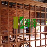 炭化木柱子|炭化木围栏|炭化木厂家批发
