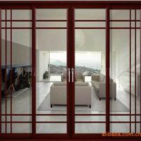 佛山厂家直销 铝合金门窗 豪华折叠铝合金门