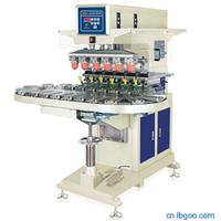 油盅移印机油盘移印机全自动转盘式移印机