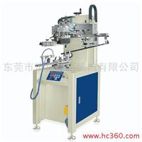圆面丝网印刷机/塑料瓶圆面丝印设备